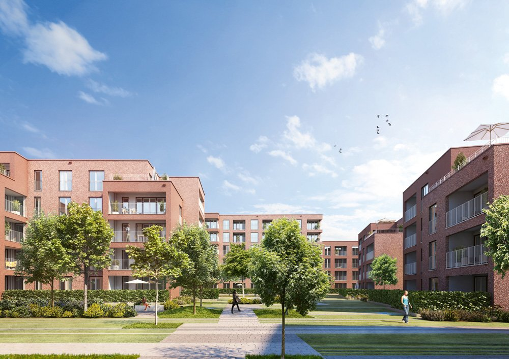 Pictures from new build property development anders wohnen Peter-Anders-Straße, 81245 Munich / Pasing Baywobau Baubetreuung GmbH