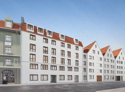 Building project Mozart Augsburg