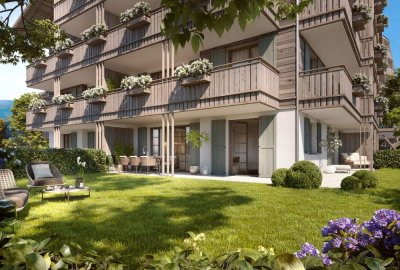 Building project Quartier Tegernsee