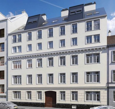 Building project Speckbachergasse 25