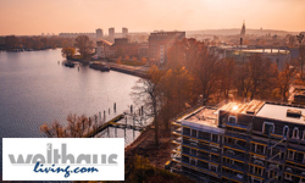 Orangerie am Tiefer See | 3 new build penthouses