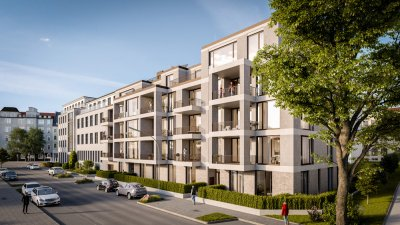 Building project Fontenay EINS