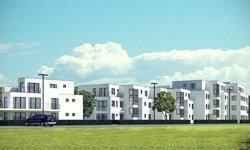Building project Rudower Parkterrassen
