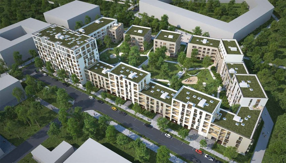 Pictures from new build property development EASY München Baumbachstraße, 81245 Munich / Pasing immomedia Immobilien