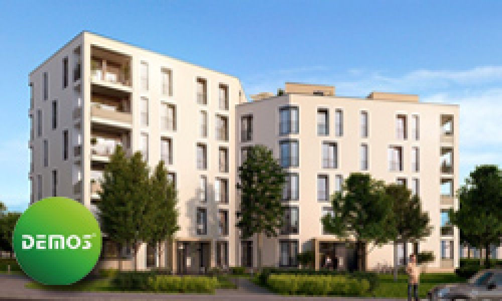 GLEISHARFE süd | 76 apartments in project