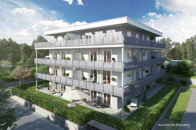 Building project Wohnpark am Freisinger Forst