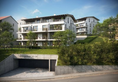 Building project Sonnendeck Tutzing