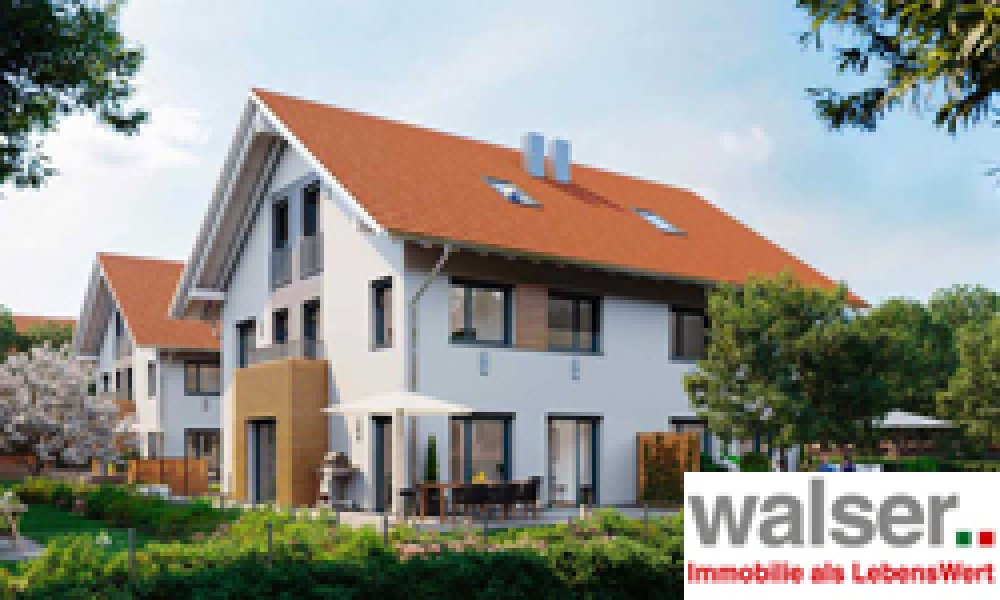 Katzensprung | 10 new build semi-detached, 3 terraced and 17 detached houses