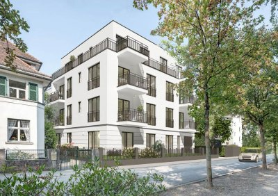 Building project WestendParksuites Offenbach
