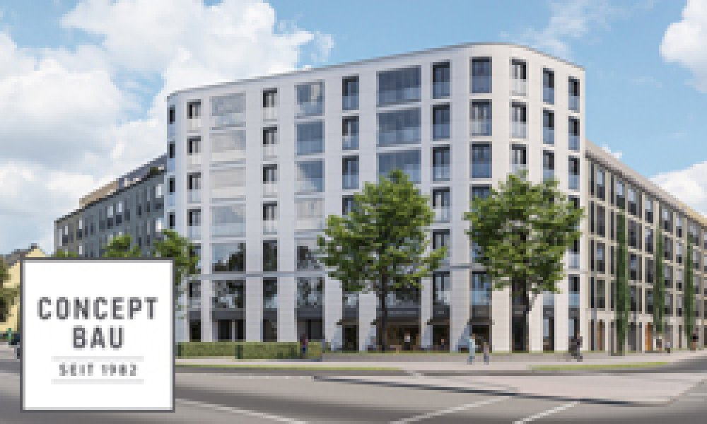 PLAZA PASING | 160 apartments in project