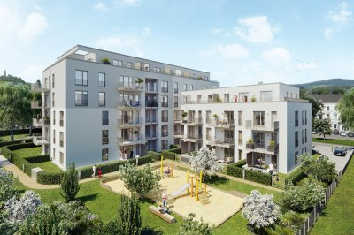 Building project 100 Plus Leben in Bad Godesberg