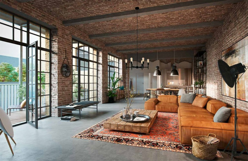 Fabrik Lofts - Berlin-Mitte - FORTIS Real Estate Investment GmbH ...