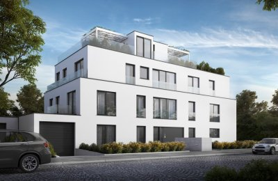 Building project M26 Living Bogenhausen