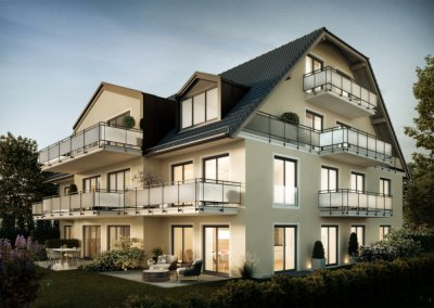Building project GB79 - Maxhof-Forstenried