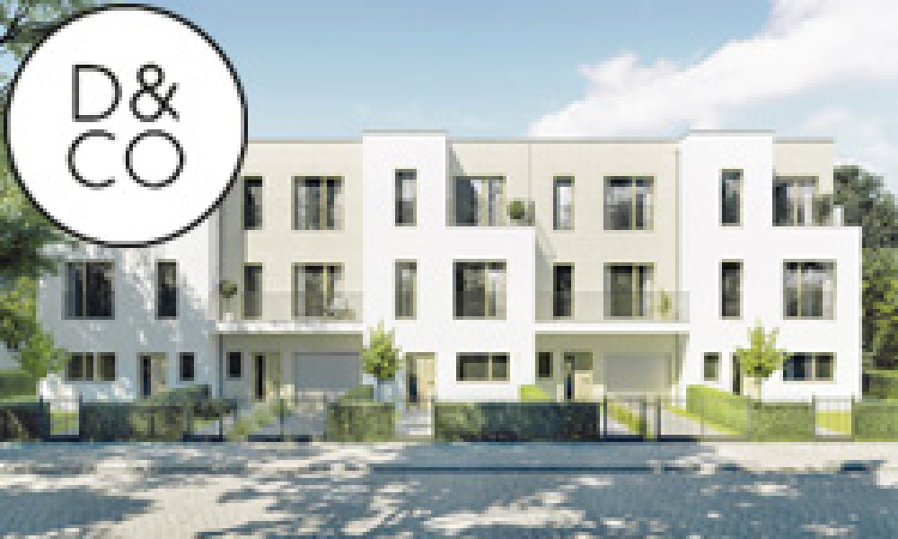 Towns & Twins | New build semi-detached and terraced houses