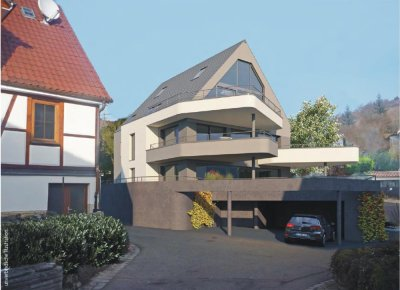 Building project Rieslingweg 1