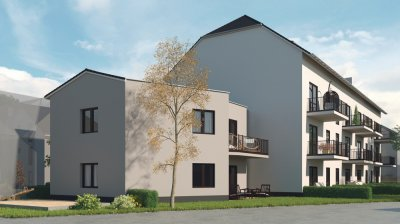 Building project Hof Ensemble Mainz-Kostheim