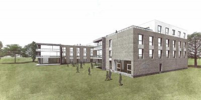 Building project Seniorenzentrum Rietberg