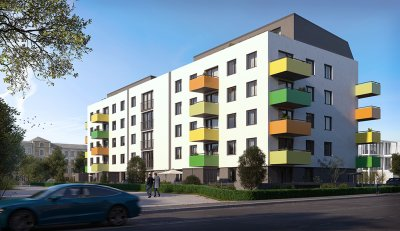 Building project Doktor-Karl-Renner-Promenade 14 A