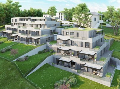 Building project Burgfriedweg 33-35
