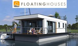 Floating Houses Spreewald -