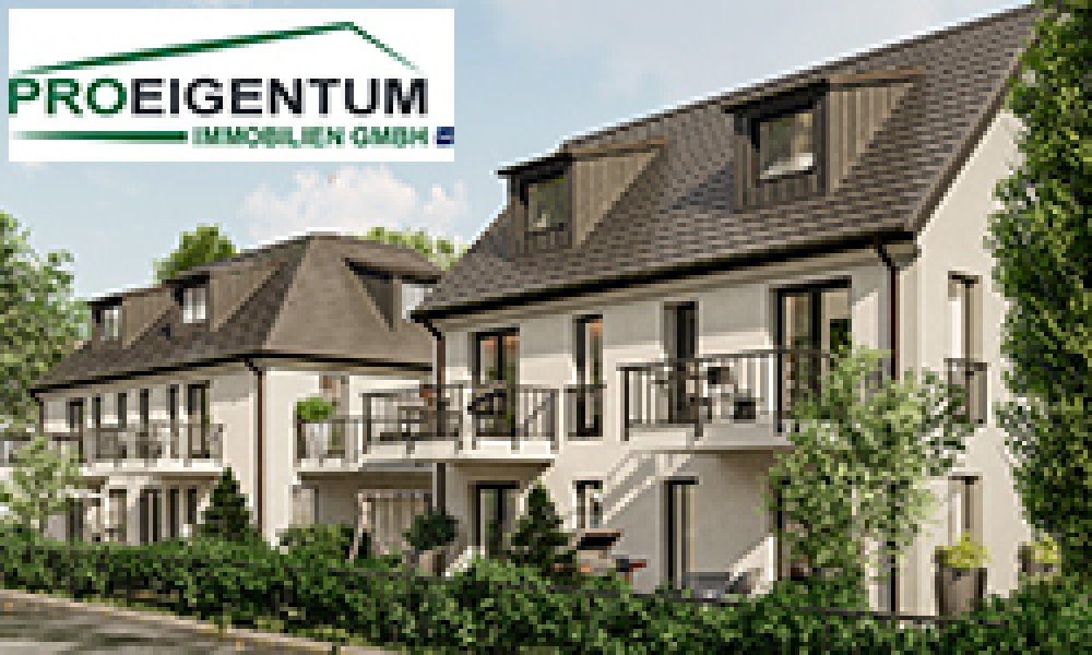 Fasanenhof in Altperlach | 2 new build semi-detached houses and 4 condominiums