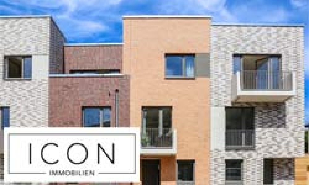 WOW - Wohnen an der Au | 33 new build townhouses and 14 condominiums